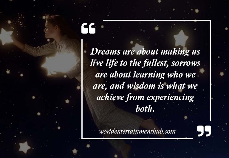 Dream Status In English World Entertainment Hub