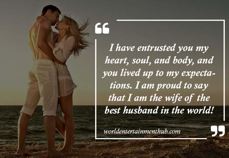 Husband Status in English - World Entertainment Hub